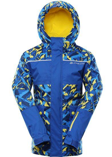 ALPINE PRO kurtka narciarska dziecięca INTKO 2