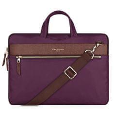 """Cartinoe London Style torba za prenosnik 13.3"""", vijolična"""