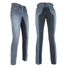 HKM Dámské pantalony s celosedem Classic HKM, Velikost 38