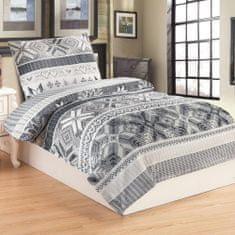 Jahu Snežinke posteljnina, mikropliš, 70 x 90/140 x 200