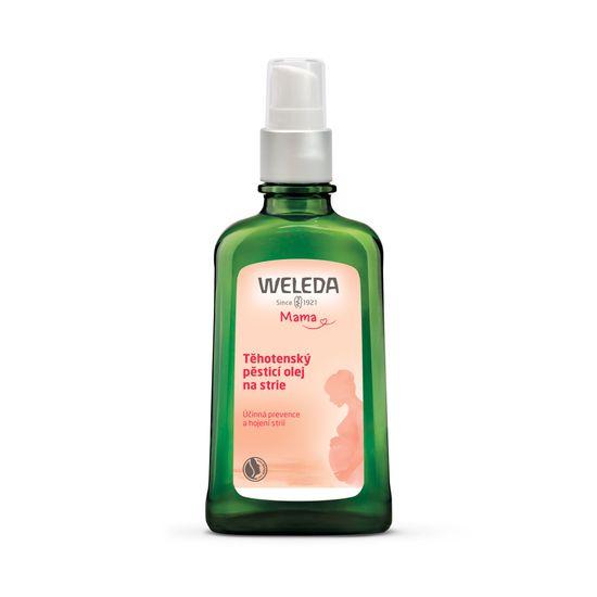 Weleda negovalno olje za nosečnice, 100 ml