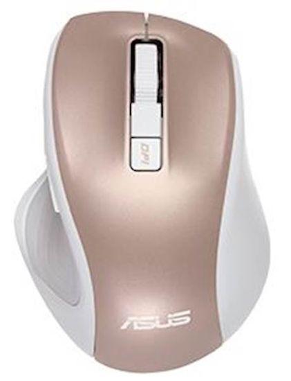 Asus MW202 miška, roza (90XB066N-BMU010)
