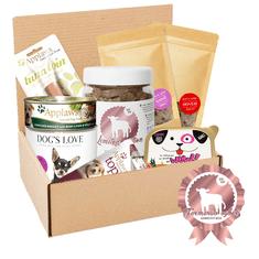 Kmečki izbor darilna škatla za pse