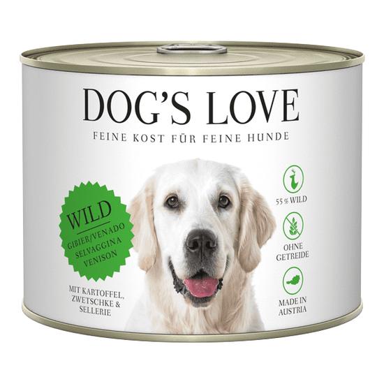 Pudełko prezentowe dla psa Rebel Dog Dziczyzna