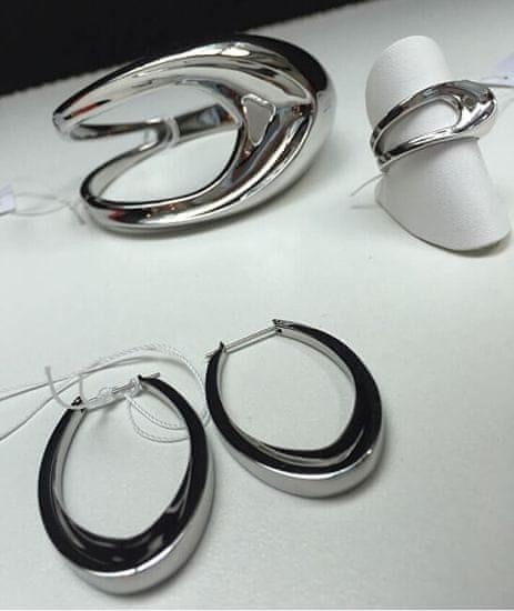 Calvin Klein Masivna jeklena zapestnica Shade KJ3YMD00010