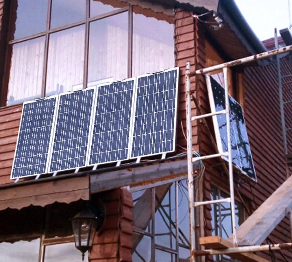 Viking Solární panel LE60, 60W VSPLE60
