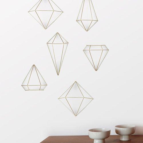 shumee Stenska dekoracija, PRISMA medenina