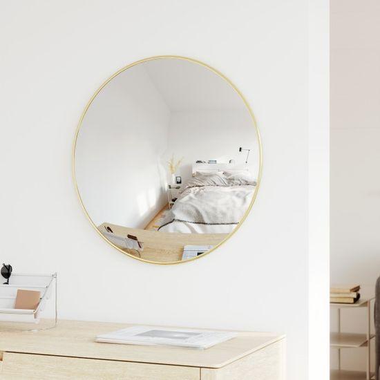 shumee Konveksno zlato konveksno ogledalo