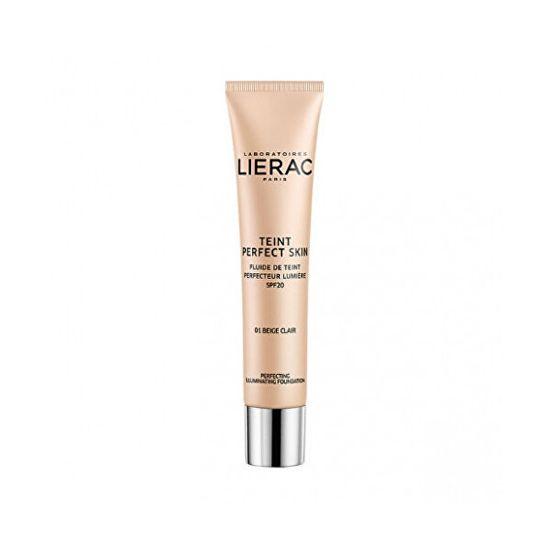 Lierac Płynny makijaż rozświetlający SPF 20 Teint Perfect Skin (Illuminating Foundation) podkład rozświetla