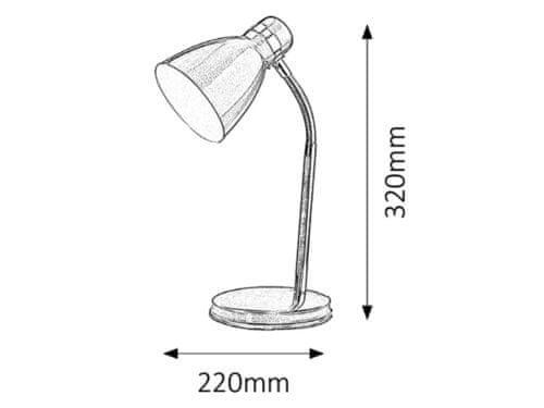 Rabalux Patric stolna svjetiljka (RAB 4206)
