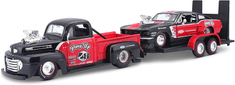 Maisto Ford F1 PickUp 1948 + Ford Mustang GT 1967