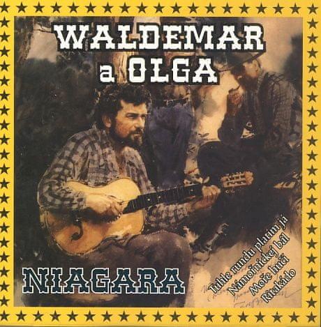 Matuška Waldemar: Niagára - CD