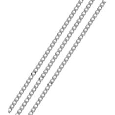 Brilio Silver Ezüstlánc Pancer 45 cm 471 086 00027 04 ezüst 925/1000