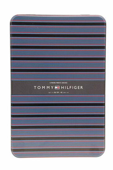 Tommy Hilfiger 5 PAK - skarpety męskie 100000847-003