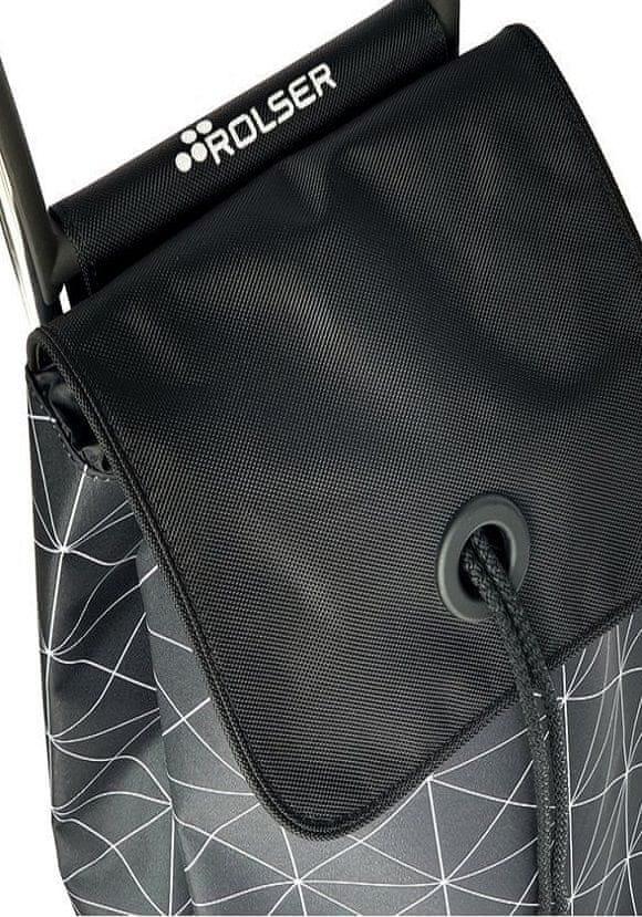 Nakupovalna torba s kolesi Rolser I-Max Star Rd6 prostornina