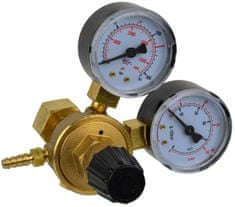"""Redukčný ventil 1/2"""" na CO2/ARGON max tlak 200 barov"""