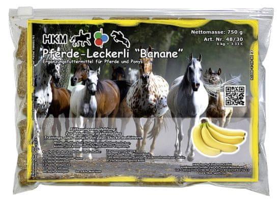 HKM Banánové pamlsky HKM 750g