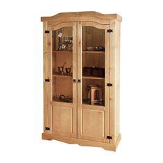 IDEA nábytok Vitrína CORONA vosk 162512
