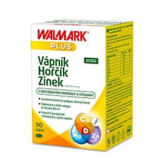 Walmark Vápník Hořčík Zinek OSTEO 90 tablet