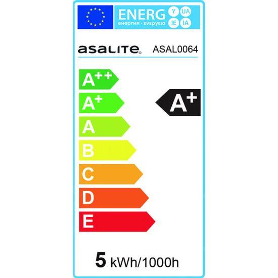 Asalite E14 LED sijalka, R50, 5 W, 3000 K, 400 lm