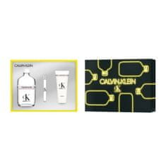 Calvin Klein CK Everyone - woda toaletowa 200 ml + żel pod prysznic 100 ml + woda toaletowa 10 ml