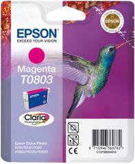 Epson T0803 Tintapatron, bíborvörös