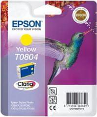 Epson Kartuša T0804 Yellow