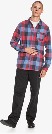 Quiksilver Férfi ing Motherfly Flanel EQYWT04015-BYP1