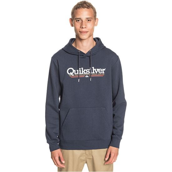 Quiksilver Męska bluza Tropic al Line z Screen Fleece EQYFT04204 -BYP0