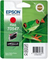 Epson C13T05474010 Tintapatron, Piros