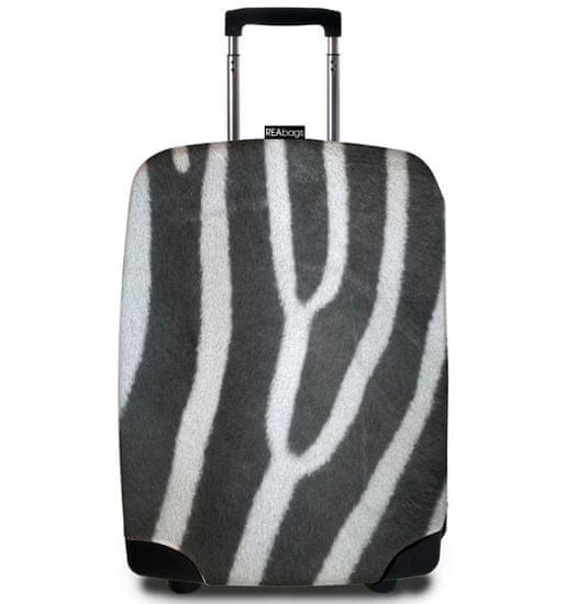 REAbags Obal na kufr REAbags® 9015 Zebra