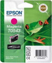 Epson T0543, purpurová (C13T05434010)