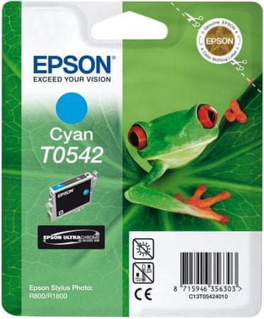 Epson črnilo barvno Cyan Foto Stylus R800