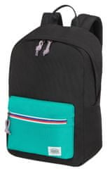 American Tourister Upbeat Black/Turquoise