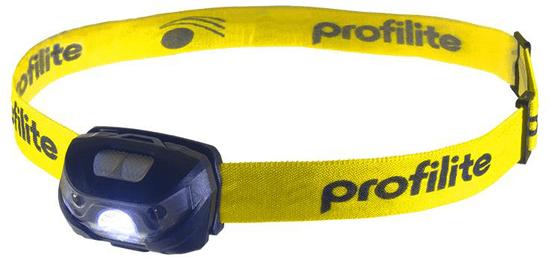 Profilite Čelová LED svítilna STORM, 3W, USB, senzor