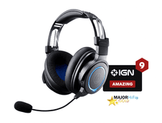 Audio-Technica ATH-G1WL brezžične gaming slušalke z mikrofonom