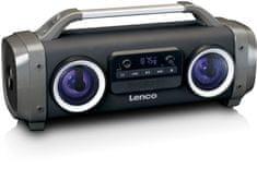 LENCO SPR-100, černá
