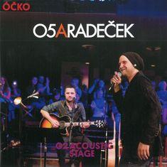 O5 a Radeček: G2 Acoustic Stage (CD+DVD) - DVD