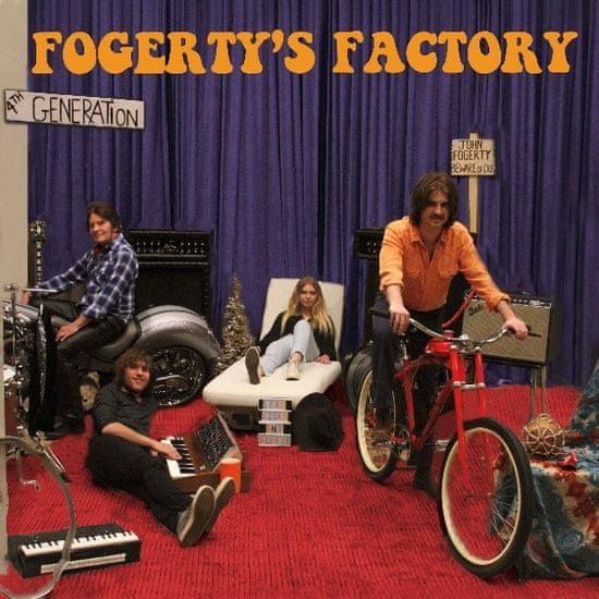 Fogerty John: Fogerty's Factory - LP
