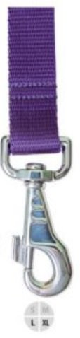 Amiplay sigurnosni pojas za pse, podesiv, L / XL, ružičasti