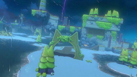 Nintendo Super Mario 3D World + Bowser's Fury igra (Switch)