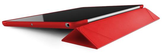 EPICO FOLD FLIP CASE iPad Air 10,9″ (2020) 51511101400002, červená