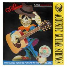ALICE A206-sl super light acoustic guitar string set