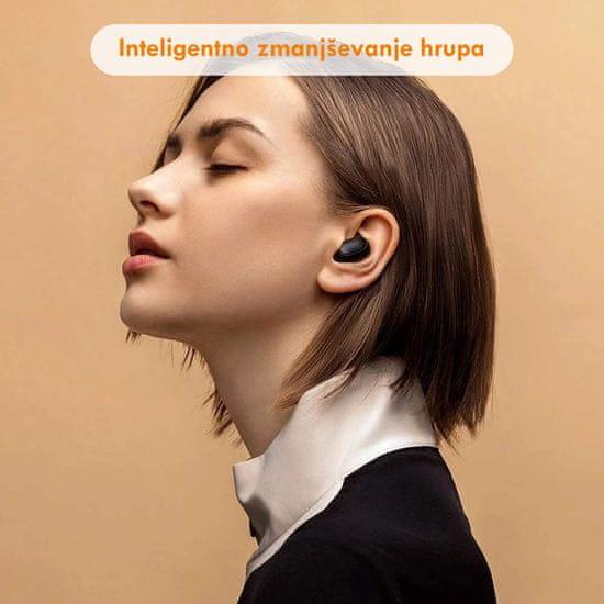 Xiaomi Mi True Wireless Earbuds Basic 2 slušalke, črne