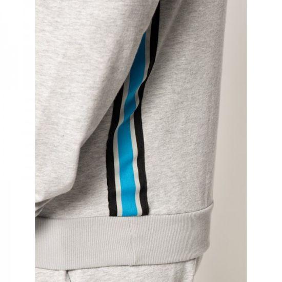 Emporio Armani Pánská šedá mikina Emporio Armani Underwear - S
