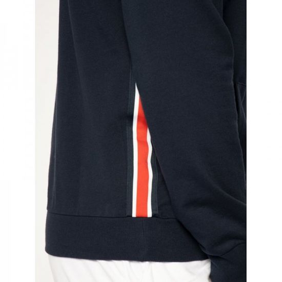 Emporio Armani Mikina Emporio Armani Underwear pánská tmavě modrá - S