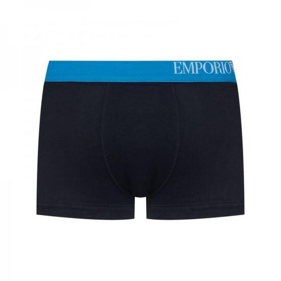 Emporio Armani černé pánské boxerky 3pack - M