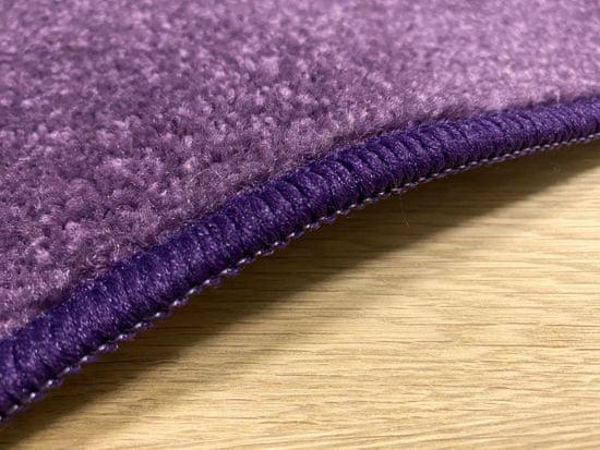 Betap Kusový koberec Eton 2019-45 fialový