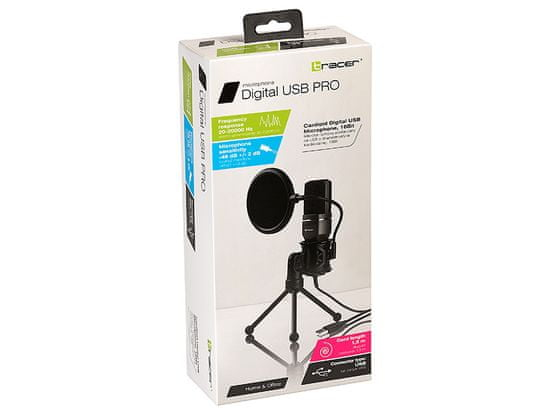 Tracer Digital USB Pro mikrofon (RXXXX647)
