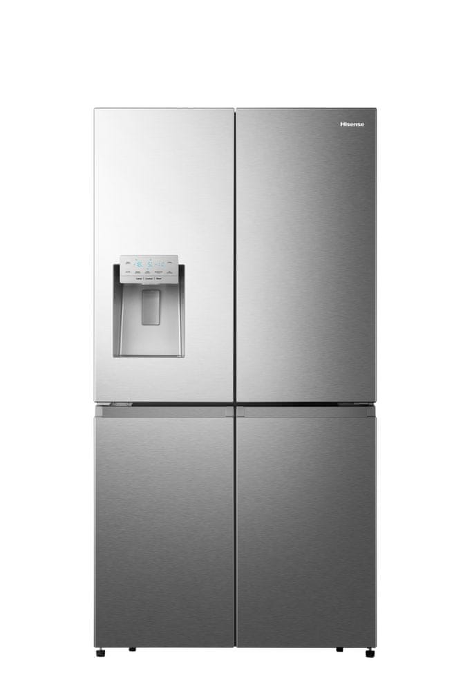 Hisense americká lednička RQ760N4AIF